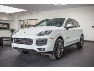 Used 2018 Porsche Cayenne Platinum Edition for sale in Laval, QC