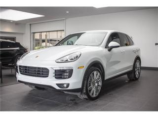 Used 2017 Porsche Cayenne S for sale in Laval, QC