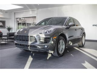 Used 2016 Porsche Macan S Premium Pack Plus for sale in Laval, QC