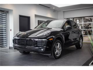 Used 2017 Porsche Cayenne Premium Pack Plus for sale in Laval, QC