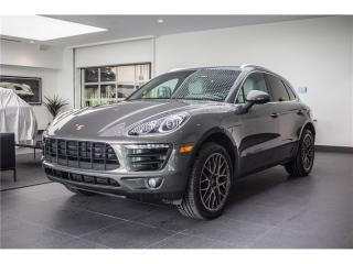 Used 2016 Porsche Macan S Bose Pack Plus for sale in Laval, QC