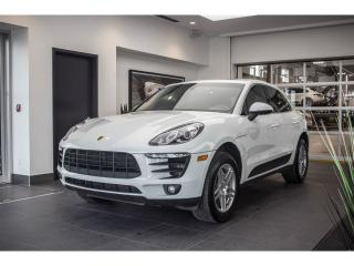 Used 2015 Porsche Macan Panoramic Sunroof for sale in Laval, QC