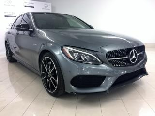 Used 2018 Mercedes-Benz C43 Awd Sedan for sale in Gatineau, QC