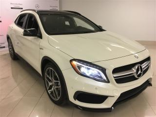 Used 2015 Mercedes-Benz GLA45 AWD for sale in Gatineau, QC
