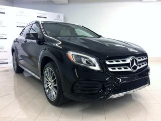 Used 2018 Mercedes-Benz GLA 250 Awd Suv for sale in Gatineau, QC