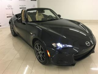 Used 2016 Mazda Miata MX-5 Gt At Tan Cuir for sale in Gatineau, QC