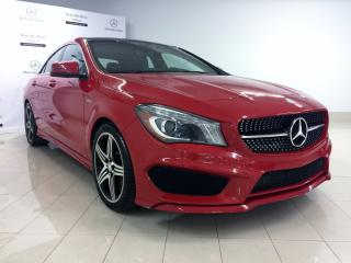 Used 2016 Mercedes-Benz CLA250 Awd Coupe for sale in Gatineau, QC