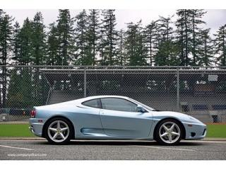 Used 2001 Ferrari 360 for sale in Vancouver, BC