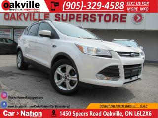 Used 2015 Ford Escape SE | NAVI | B\U CAM | HEATED SEATS for sale in Oakville, ON