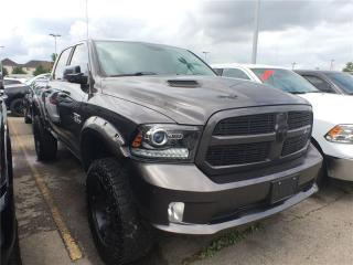 Used 2014 RAM 1500 Sport**Leather**Sport Performance Hood** for sale in Mississauga, ON