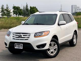 Used 2010 Hyundai Santa Fe GL|ACCIDENT FREE|FINANCING AVAILABLE for sale in Mississauga, ON