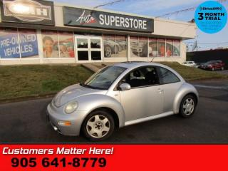 Used 2001 Volkswagen New Beetle GLS for sale in St Catharines, ON
