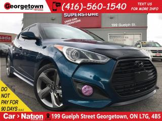 Used 2013 Hyundai Veloster Turbo | LEATHER | NAVI | PANO | CAM for sale in Georgetown, ON