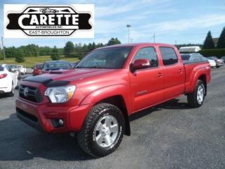 Used 2015 Toyota Tacoma TRD SPORT 4X4 for sale in East Broughton, QC