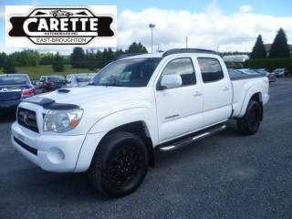 Used 2006 Toyota Tacoma SR5 TRD 4X4 for sale in East Broughton, QC
