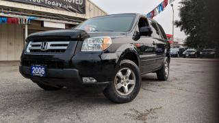 Used 2006 Honda Pilot EX-L for sale in Mississauga, ON