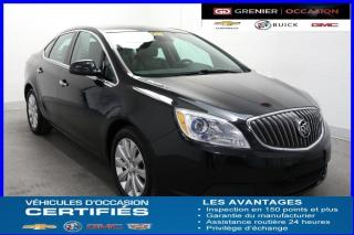 Used 2014 Buick Verano Sedan Convenience Cx for sale in Terrebonne, QC