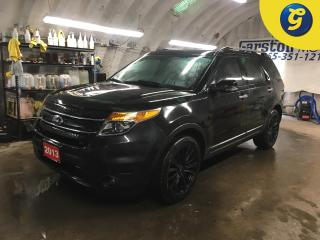 Used 2013 Ford Explorer XLT*4WD*V6*NAVIGATION*LEATHER*7 PASSENEGER*PANORAMIC SUNROOF*MICROSOFT SYNC/TOUCH SCREEN *INTEGRATED WIFI*POWER TAILGATE*STEERING WHEEL CONTROL*VOICE for sale in Cambridge, ON