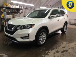 Used 2018 Nissan Rogue SV*AWD*FORWARD COLLISION WARNING*REVERSE CAMERA*APPLE CAR PLAY/ANDROID AUTO/PHONE CONNECT* WIFI CONNECTION*REMOTE START* PASSIVE ENTRY* BLIND SPOT ASS for sale in Cambridge, ON