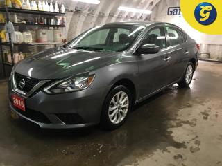 Used 2016 Nissan Sentra SV*BACK UP CAMERA*PHONE CONNECT*HAND FREE CONTROL*VOICE RECOGNITION*FRONT HEATED SEATS*PUSH BUTTON IGNITION* KEYLESS ENTRY*ECONOMY MODE*SPORT MODE* for sale in Cambridge, ON