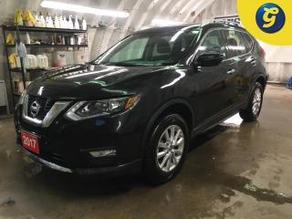 Used 2017 Nissan Rogue SV*AWD* FORWARD COLLISION WARNING* PHONE CONNECT/VOICE RECOGNITION*REVERSE CAMERA*REMOTE START* PASSIVE ENTRY* CLIMATE CONTROL*SPORT/ECO MODE* FRONT H for sale in Cambridge, ON