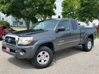 Used 2011 Toyota Tacoma 4x4 for sale in Cambridge, ON