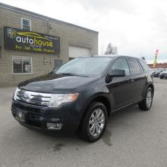 Used 2010 Ford Edge SEL AWD, LEATHER, PANORAMIC SUNROOF for sale in Newmarket, ON