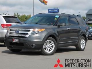 Used 2015 Ford Explorer XLT 4X4 | HEATED LEATHER | NAV | BACK UP CAM for sale in Fredericton, NB