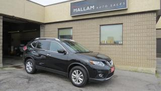 Used 2015 Nissan Rogue SV AWD, Panoramic Roof, Back up Camera, Heated Seats for sale in Kingston, ON