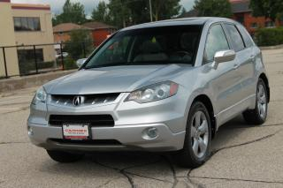 Used 2008 Acura RDX SH-AWD | Sunroof | Leather | CERTIFIED for sale in Waterloo, ON