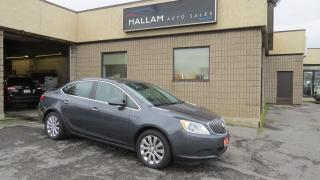 Used 2013 Buick Verano Base Leather/ Cloth interior, Bluetooth, Cruise Control for sale in Kingston, ON