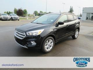 New 2018 Ford Escape SE for sale in Okotoks, AB