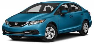 Used 2014 Honda Civic EX for sale in Calgary, AB