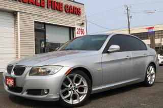Used 2009 BMW 323i Leather. Roof. Original for sale in North York, ON