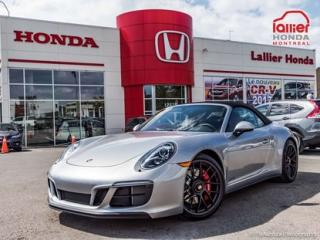 Used 2018 Porsche 911 Carrera 4 GTS for sale in Montreal, QC