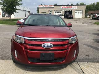 Used 2013 Ford Edge SEL for sale in Toronto, ON