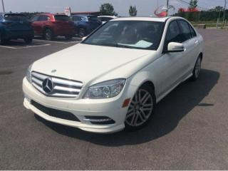 Used 2011 Mercedes-Benz C-Class 4DR SDN C 250 AWD for sale in Saint-eustache, QC