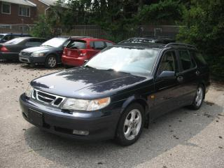 Used 2000 Saab 9-5 for sale in Scarborough, ON