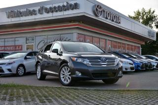 Used 2012 Toyota Venza AWD for sale in Pointe-claire, QC