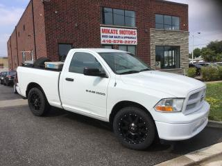 Used 2012 RAM 1500 2 DOOR SHORT BOX for sale in Etobicoke, ON