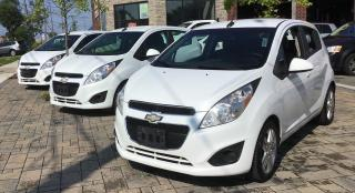 Used 2014 Chevrolet Spark LS THREE AVAILABLE for sale in Etobicoke, ON
