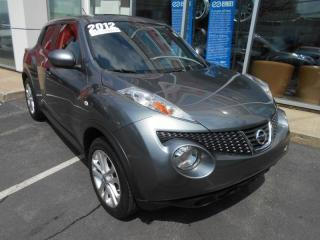 Used 2012 Nissan Juke SV AWD SPORTY ALLOY WHEELS for sale in Halifax, NS