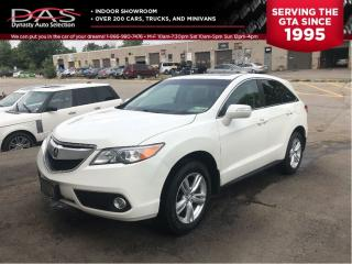 Used 2015 Acura RDX TECH PKG NAVIGATION/REAR VIEW CAMERA for sale in North York, ON