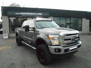 Used 2013 Ford F-350 FX4 6.7L POWERSTROKE 4X4 for sale in Saint-hubert, QC