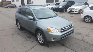 Used 2007 Toyota RAV4 LIMITED  for sale in Burlington, ON