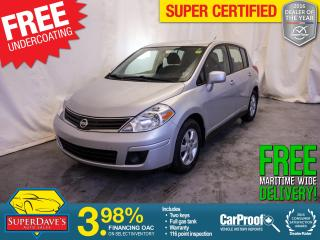 Used 2010 Nissan Versa for sale in Dartmouth, NS