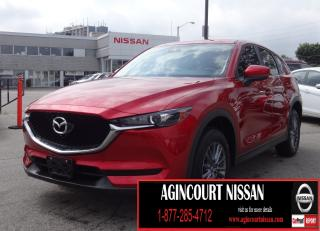 Used 2017 Mazda CX-5 GS |NAVIGATION|LOW KM|BLIND SPOT|BACKUP CAMERA| for sale in Scarborough, ON