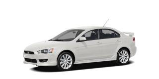 Used 2009 Mitsubishi Lancer GTS for sale in Ajax, ON