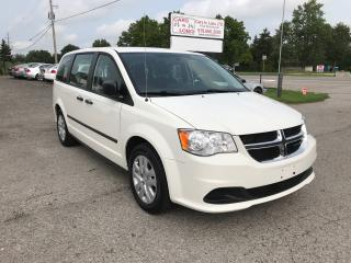 Used 2013 Dodge Caravan SE for sale in Komoka, ON