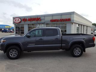 Used 2018 Toyota Tacoma SR5 for sale in Owen Sound, ON